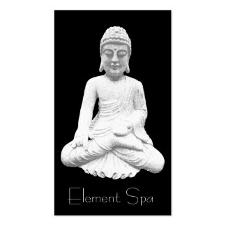 Peaceful Buddha Double-Sided Standard Business Cards (Pack Of 100)