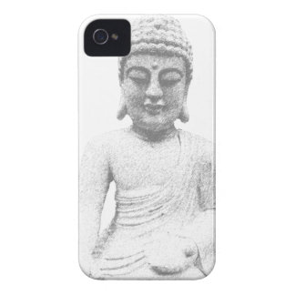 Peaceful Buddha Case-Mate iPhone 4 Cases