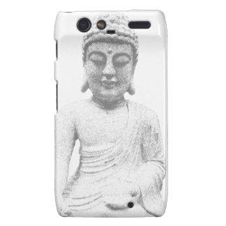 Peaceful Buddha Droid RAZR Covers