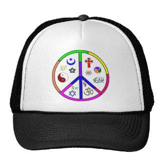 Peaceful Coexistence Cap