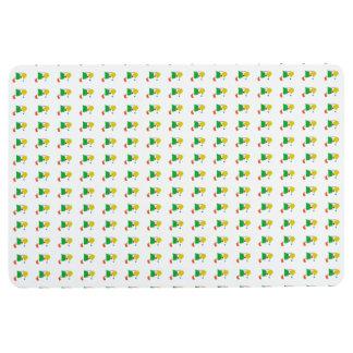 Peaceful Continents Floor Mat