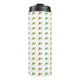 Peaceful Continents Thermal Tumbler