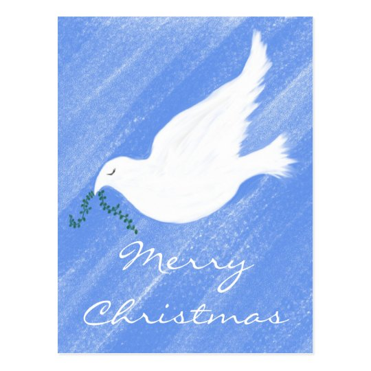 Peaceful Dove Postcard