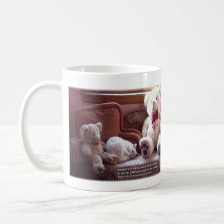 Peaceful Dreams Basic White Mug