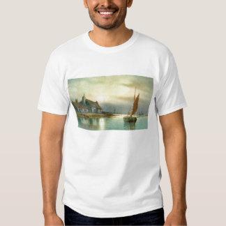 Peaceful harbour tshirt