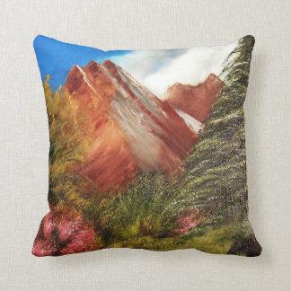 Peaceful Heart pillow