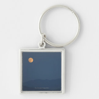 Peaceful Hillside Key Ring