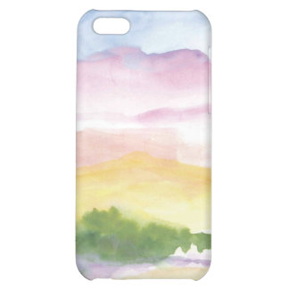 Peaceful memories cover for iPhone 5C