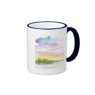 Peaceful memories mugs