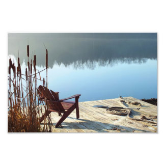 Peaceful Morning Photo Print