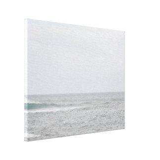 Peaceful Ocean Canvas Print