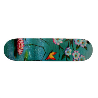 Peaceful Pond Skate Boards