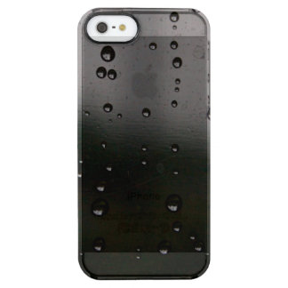 Peaceful Rain Clear iPhone SE/5/5s Case