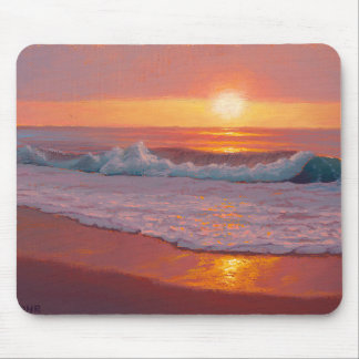 Peaceful_Reflection Mouse Mat
