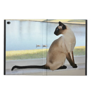 Peaceful Siamese Cat Painting Powis iPad Air 2 Case