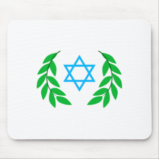 Peaceful Star Mouse Pad