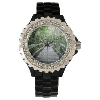 Peaceful Stroll Wristwatch