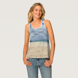 Peaceful Tranquility Tank Top