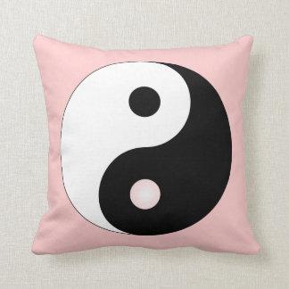 Peaceful Yin Yang Cushion