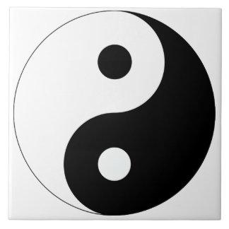 Peaceful Yin Yang Tile