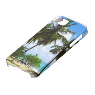 Peacefull and Exotic Wild Caribbean iPhone 5 Cases