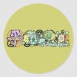 peacelovecompassion stickers