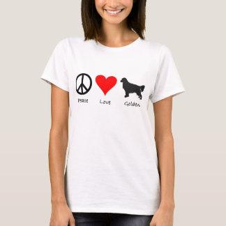 peacelovegolden T-Shirt
