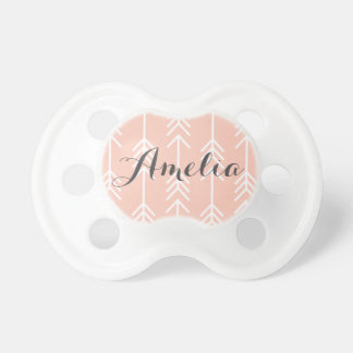 Peach Arrows Monogram Dummy