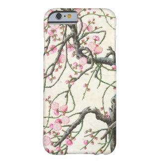 Peach blossom (colour on paper) barely there iPhone 6 case