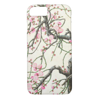 Peach blossom (colour on paper) iPhone 8/7 case
