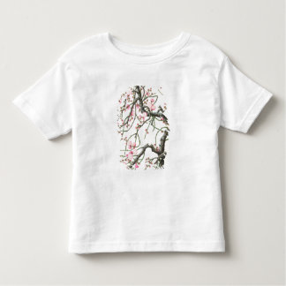 Peach blossom (colour on paper) toddler T-Shirt