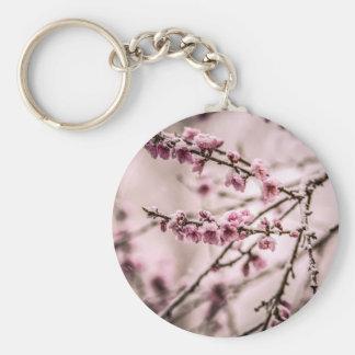 Peach Blossoms Key Chains