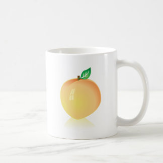 Peach Coffee Mug