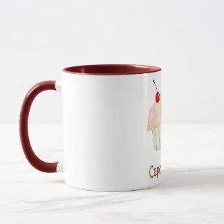Peach Cupcakes Mug