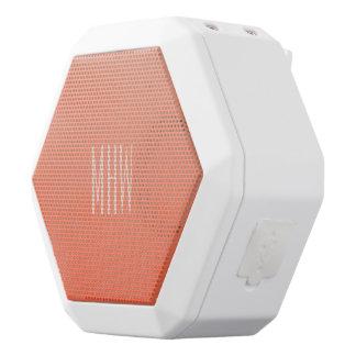 Peach Gradient custom monogram speaker