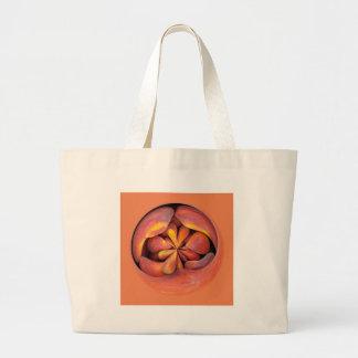 Peach in the globe 2 bags