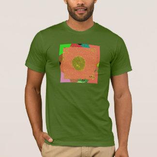 Peach on Peach Sunflower Series T-Shirt
