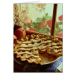 Peach pie for food lovers