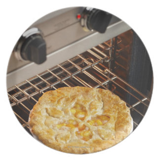 Peach Pie Plate