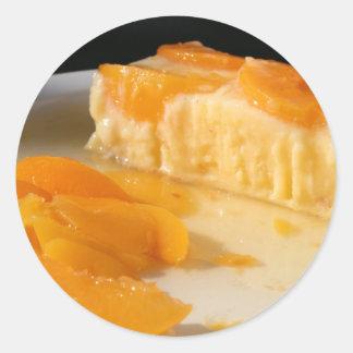 Peach Pie Sticker
