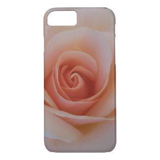 Peach Rose iPhone 8 Case