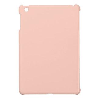Peach Solid Color iPad Mini Covers