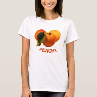 Peach T-Shirt (peachy)