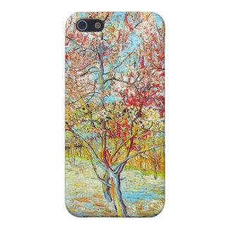 Peach Tree in Bloom at Arles, Van Gogh Case For iPhone 5/5S
