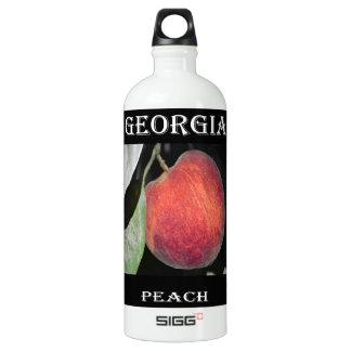 Peach Water Bottle