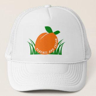 Peaches and Cream Trucker Hat