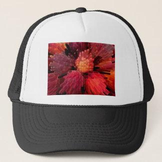 Peaches Extrude Trucker Hat