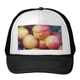peaches in the basket cap