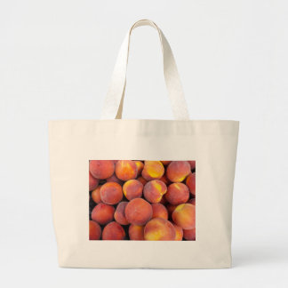 peaches Just in the globe Bag