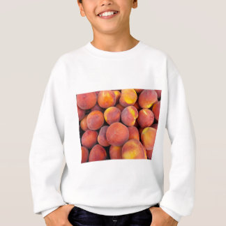 peaches Just in the globe Sweatshirt
